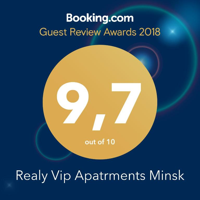 Really Vip Apatrments Minsk