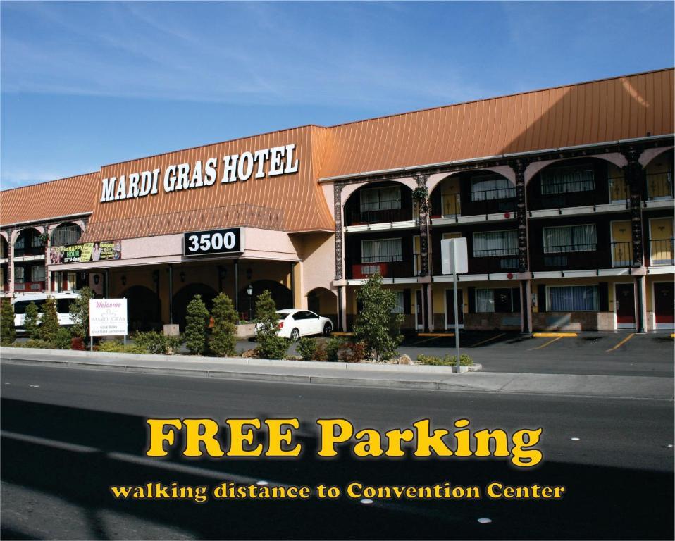 Mardi Gras Hotel & Casino photo