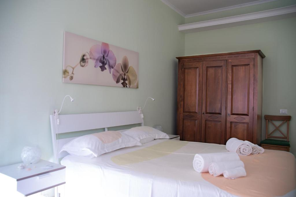 Double Room with Shared Bathroom B&B Sogno a San Pietro