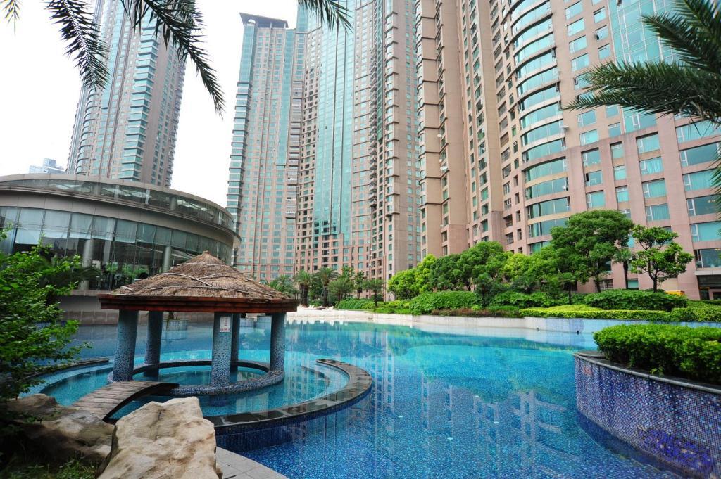 Shanghai Yopark 5-Star Apartment- Shimao Riviera Garden Shanghaï ... 02c2c2c799d4