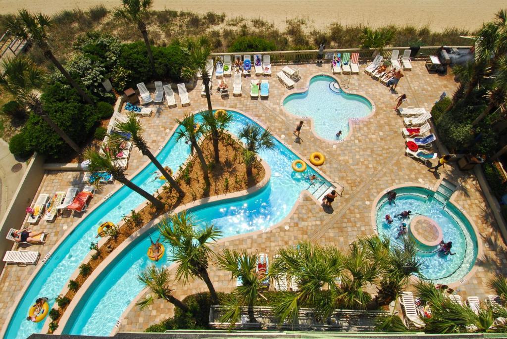 This Beachfront South Carolina Resort