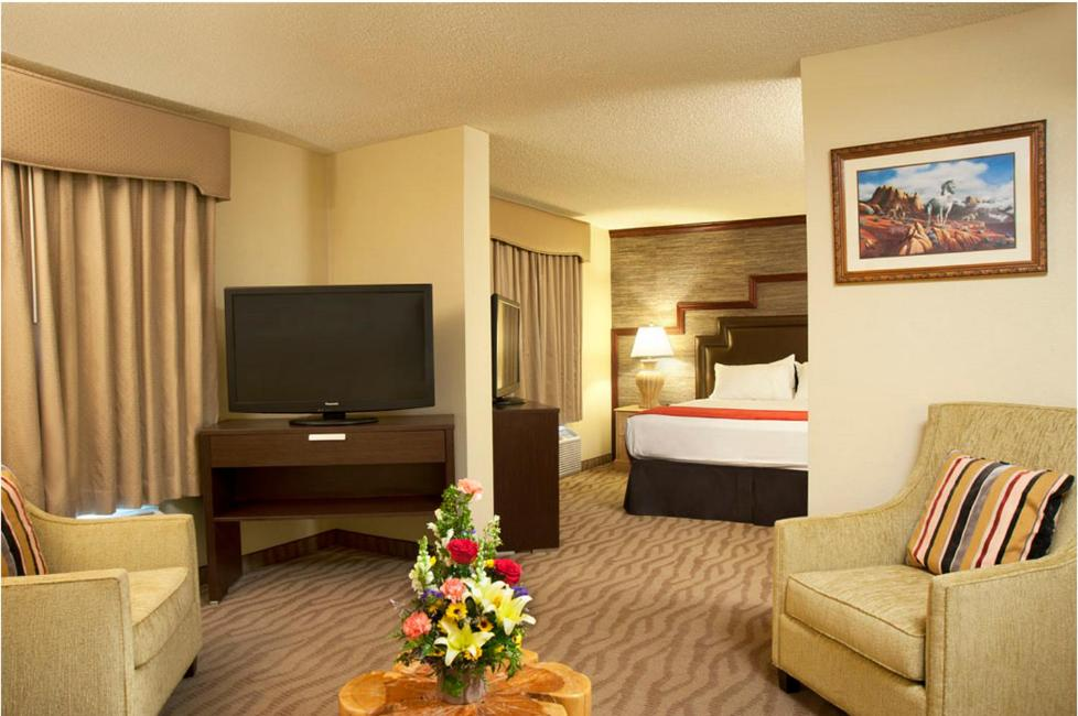 Book Now Buffalo Bills Resort & Casino (Primm, United States). Rooms Available for all budgets. This resort boasts the Desperado Roller Coaster and the Adventure Canyon Log Flume Ride. It offers a seasonal buffalo-shaped outdoor pool and on-site dining.Buffalo Bill's Cas