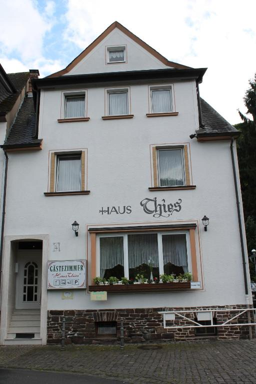 pension haus thies in cochem - room deals, photos & reviews