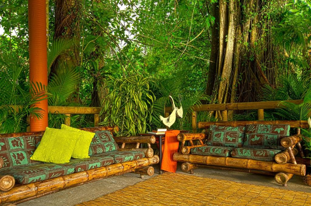 Standard  Room - Include Transfer From SJO + Full Board + 2 Tours! - ruang tamu asing Evergreen Lodge