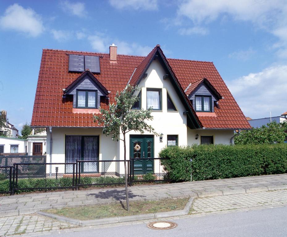 Ferienwohnung Arvert, Pension in Koserow bei Heringsdorf