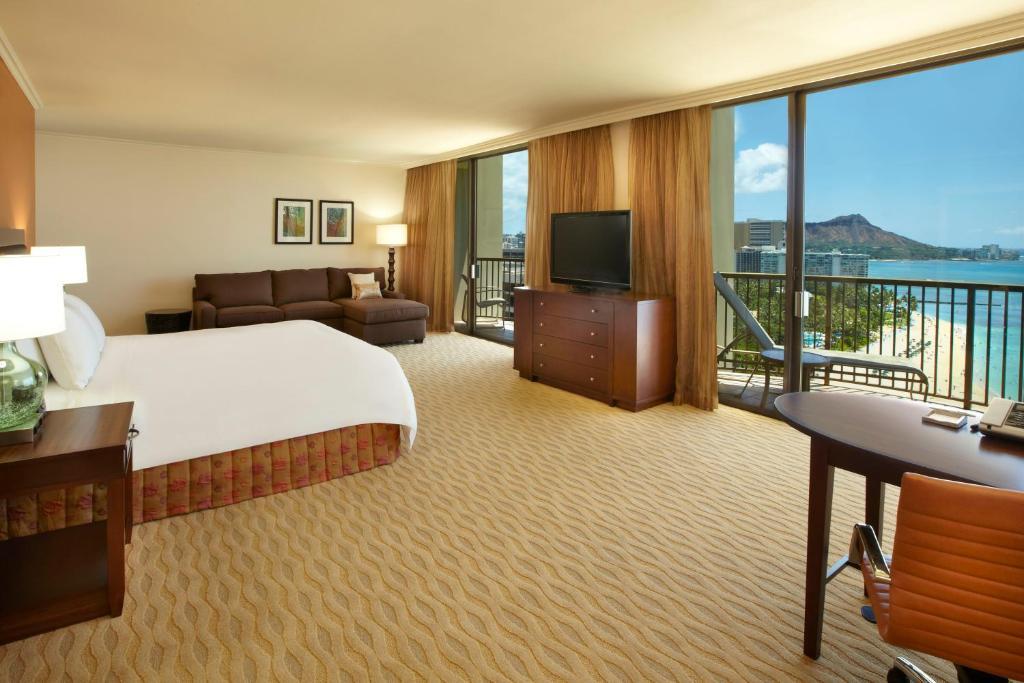 Hilton Hawaiian Village Waikiki Beach Resort Starting From
