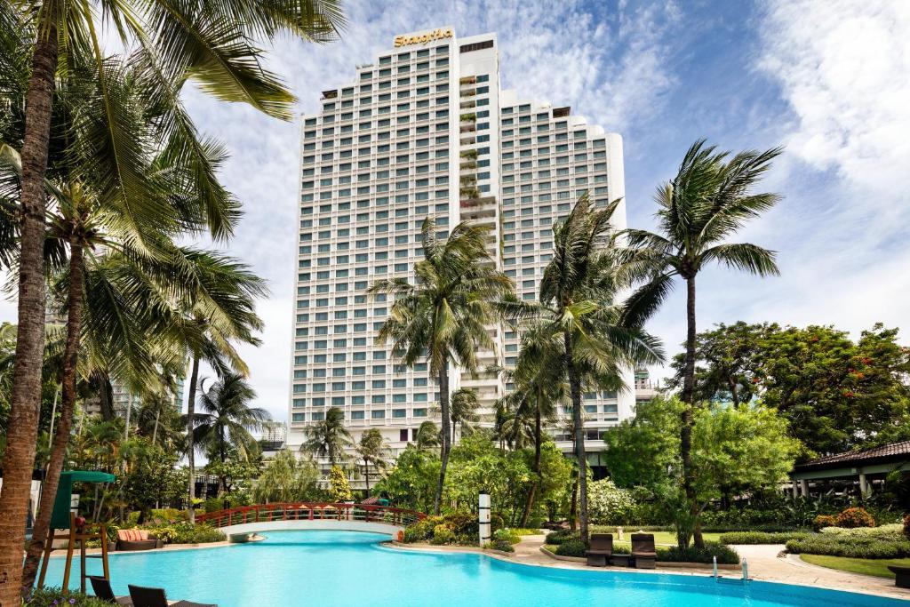 Shangri La Hotel Jakarta Catdays Net