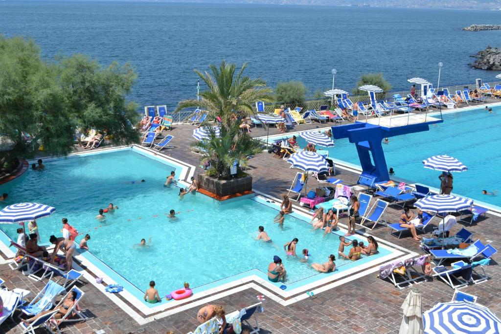 Puntaquattroventi Starting From 65 Eur Hotel In Ercolano