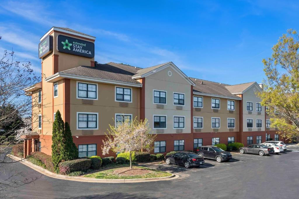 Extended Stay America - Charlotte - University Place photo