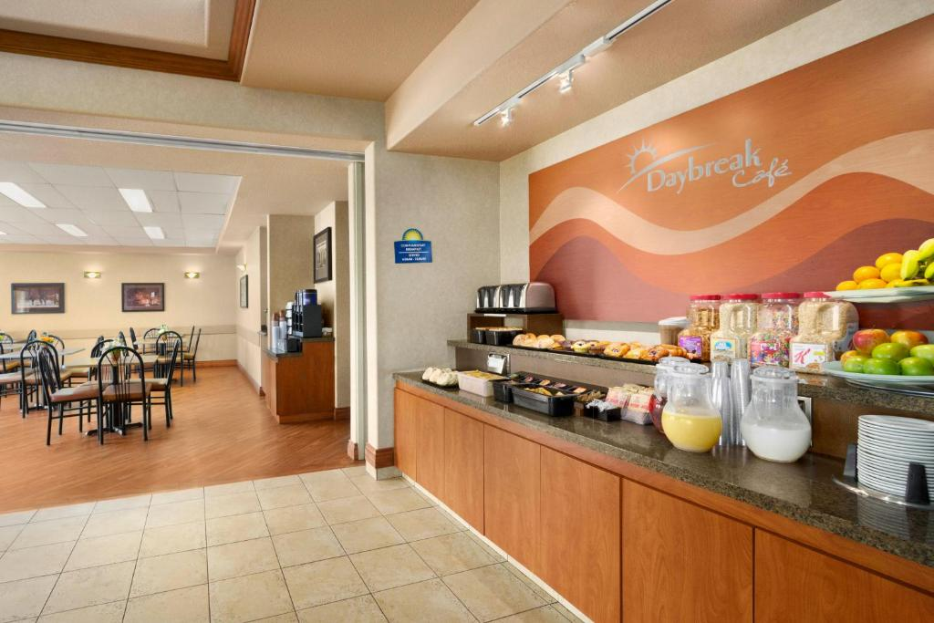 Book Now Days Inn - Red Deer (Red Deer, Canada). Rooms Available for all budgets. Keeping guests running strong with free Wi-Fi and breakfast Days Inn Red Deer with its indoor pool and water slide makes for year-round entertainment. This four-floor lodging