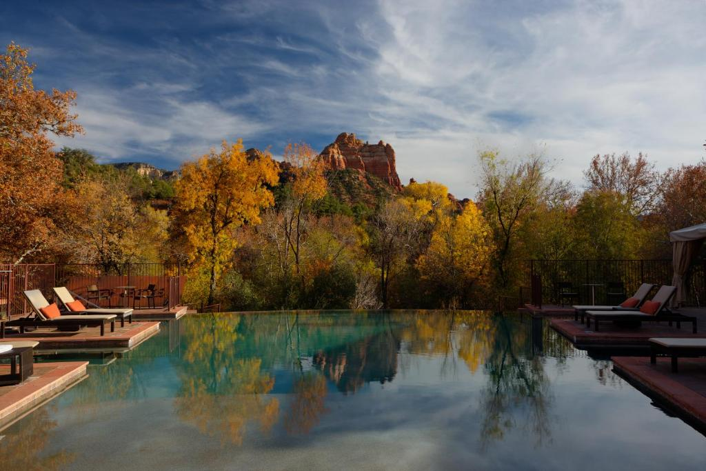 book now kimpton amara resort and spa sedona united states rooms available infinity pool united states59 infinity