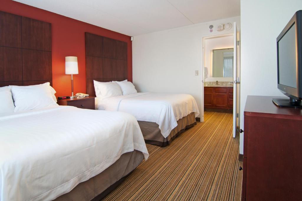 Quartos Residence Inn Minneapolis Edina