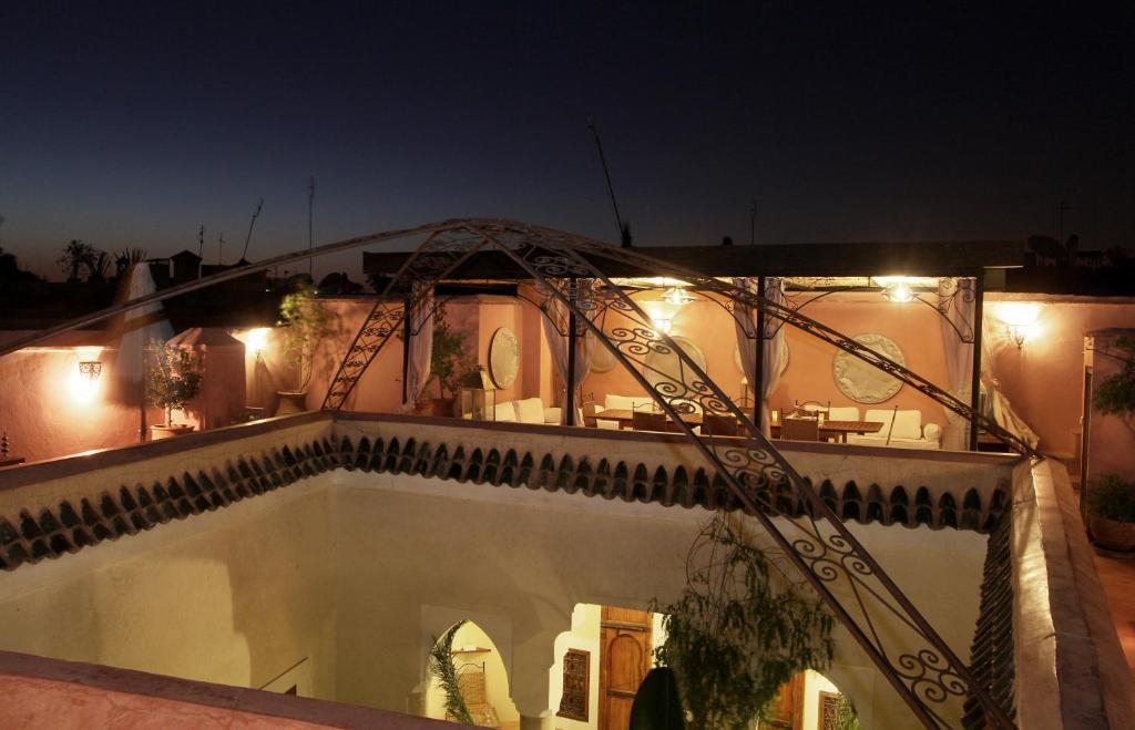Amande Double Room - Balcony/terrace Riad El Youssoufi