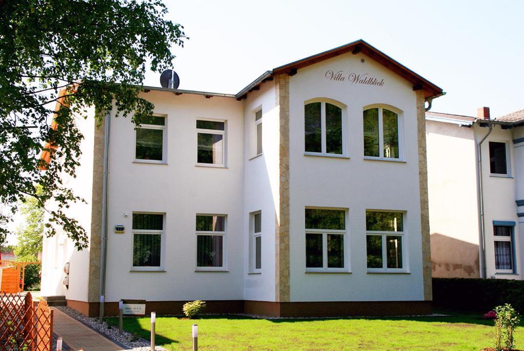 Villa Waldblick, 17459 Zempin