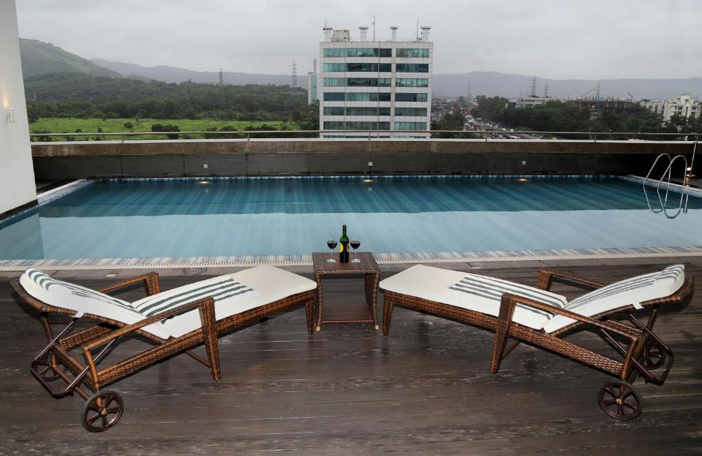 Country Inn Suites By Carlson Navi Mumbai Starting From