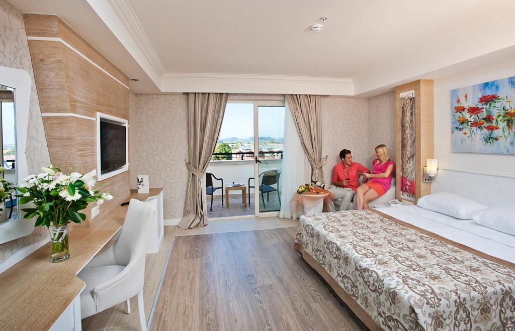 Crystal Sunset Luxury Resort Spa Starting From 34 Eur
