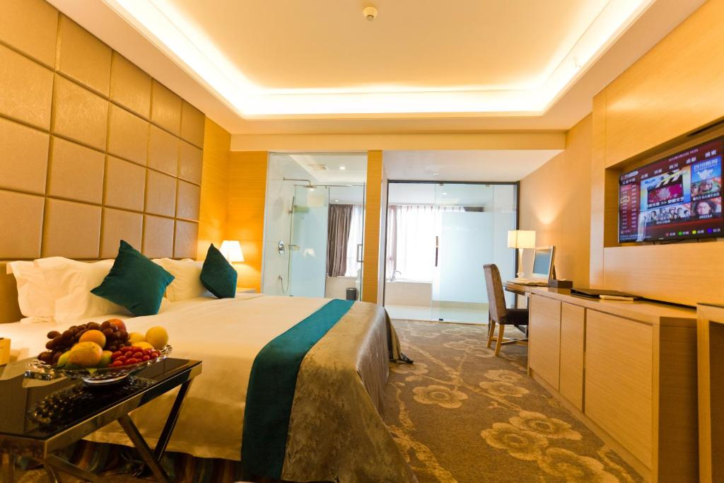 Business Double or Twin Room - Guestroom Funiton Hotel