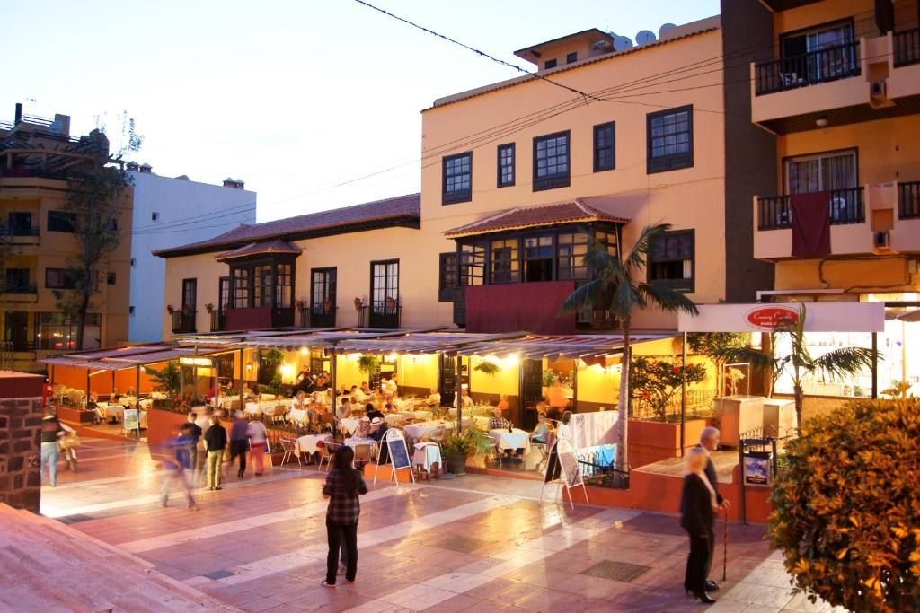 Hotel Marquesa Starting From 43 Eur Hotel In Puerto De La Cruz