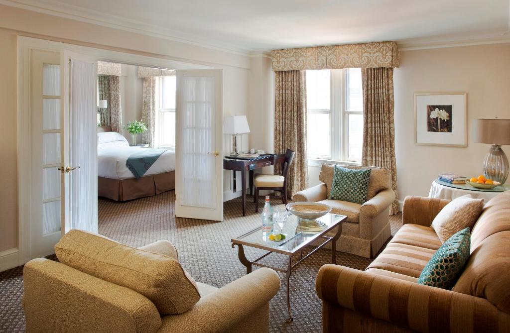 The Eliot Suite Hotel Boston