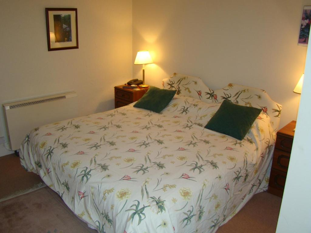 Standard Double Room with Shower Ground Floor Kilbol Country House Hotel
