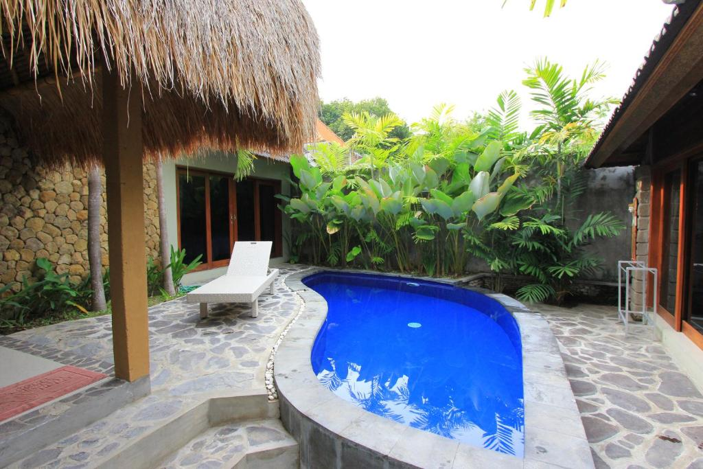Swimming pool Bali Vidi Villas