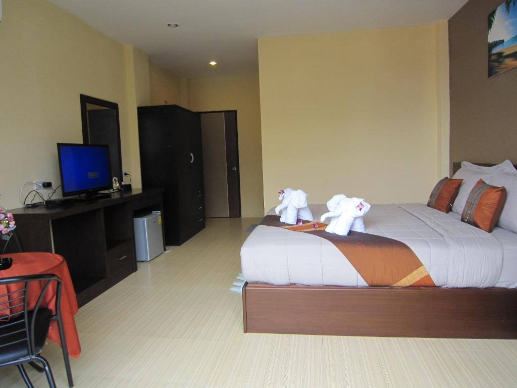 Standard Double Room Phanom Benja House Bar and Restaurant