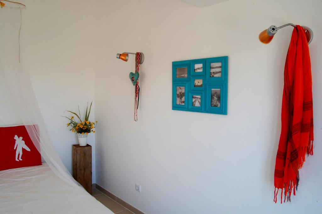 Double Room with Sea View and Private Bathroom - Istaba viesiem Baleal Cliff House B&B