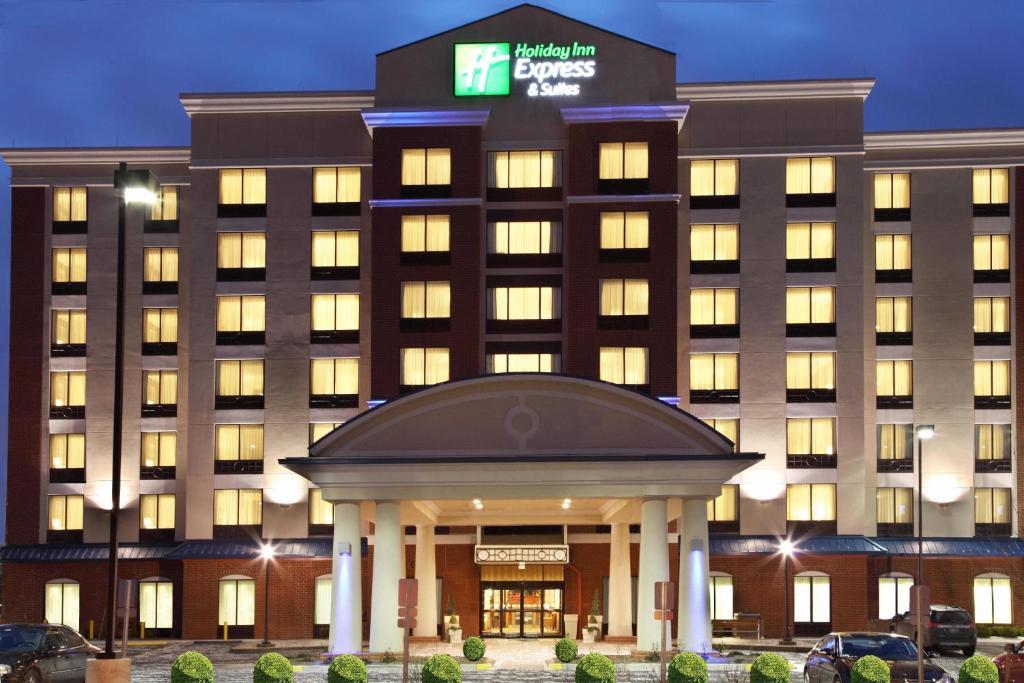 Holiday Inn Express Hotel & Suites Columbus University Area- Ohio State Uni photo