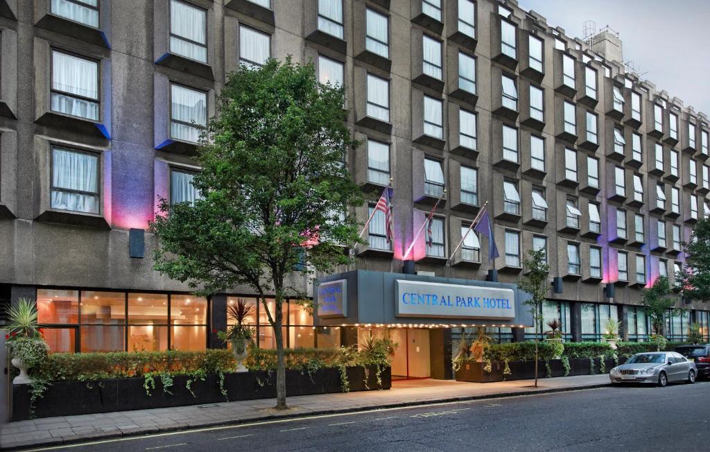 central park hotel london 49 67 queensborough terrace w23ss