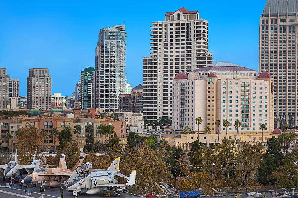 Book Embassy Suites by Hilton San Diego Bay Downtown in ...