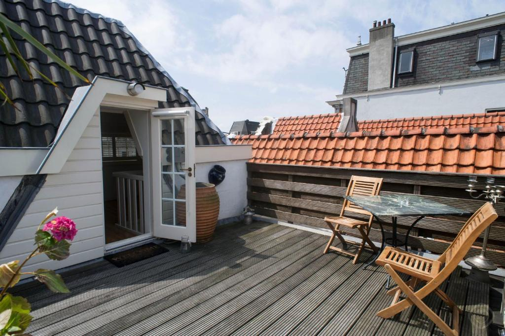 Two-Bedroom Apartment A-Location Jordaan apartments - Anne Frank area