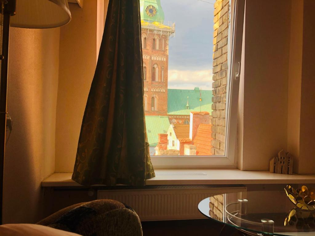 Cozy Mansard in the Heart of Old Riga