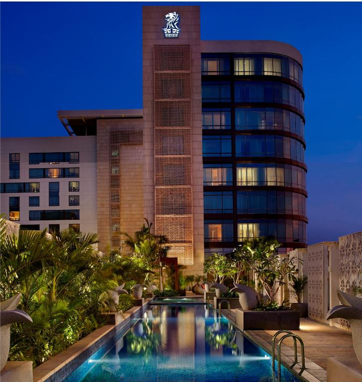The ritz carlton bangalore formerly ritz carlton Ritz carlton bangalore swimming pool