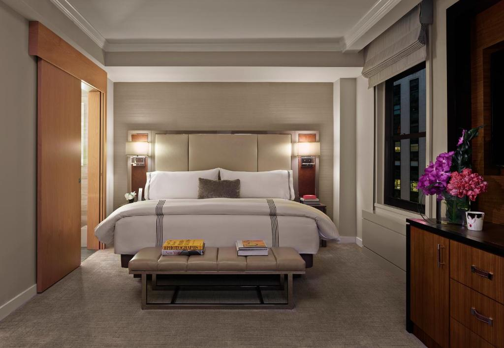 Book Now The Quin (New York City, United States). Rooms Available for all budgets. Located in Midtown this boutique hotel is within 4 minutes' walk of Manhattan's Central Park and shopping on 5th Avenue. Free Wi-Fi is accessible and has an on-site restaurant