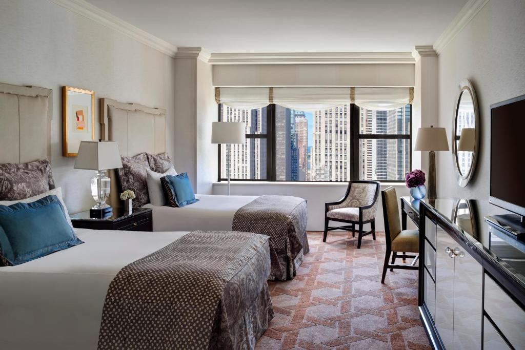 Book Now Lotte New York Palace (New York City, United States). Rooms Available for all budgets. A Michelin-starred restaurant complimentary area shuttle and a location that's strolling distance from Rockefeller Center make the non-smoking Lotte New York Palace a charming