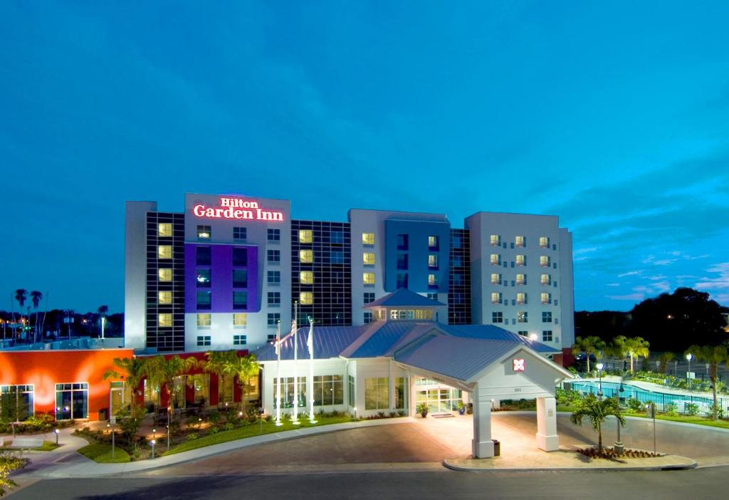 Hilton Garden Inn Tampa Airport Westshore In Tampa Florida 12 Photos 143 Reviews
