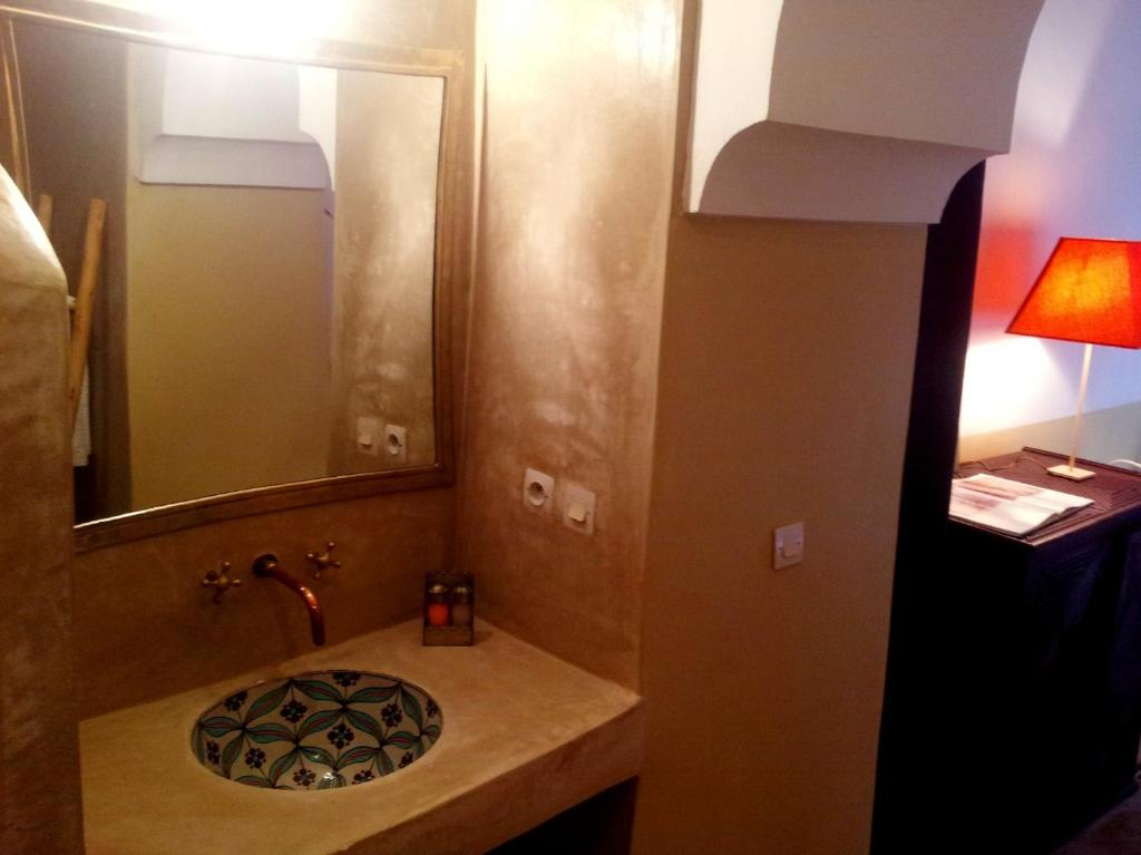 Betelgeuse Double Room - Bathroom Riad Alamir