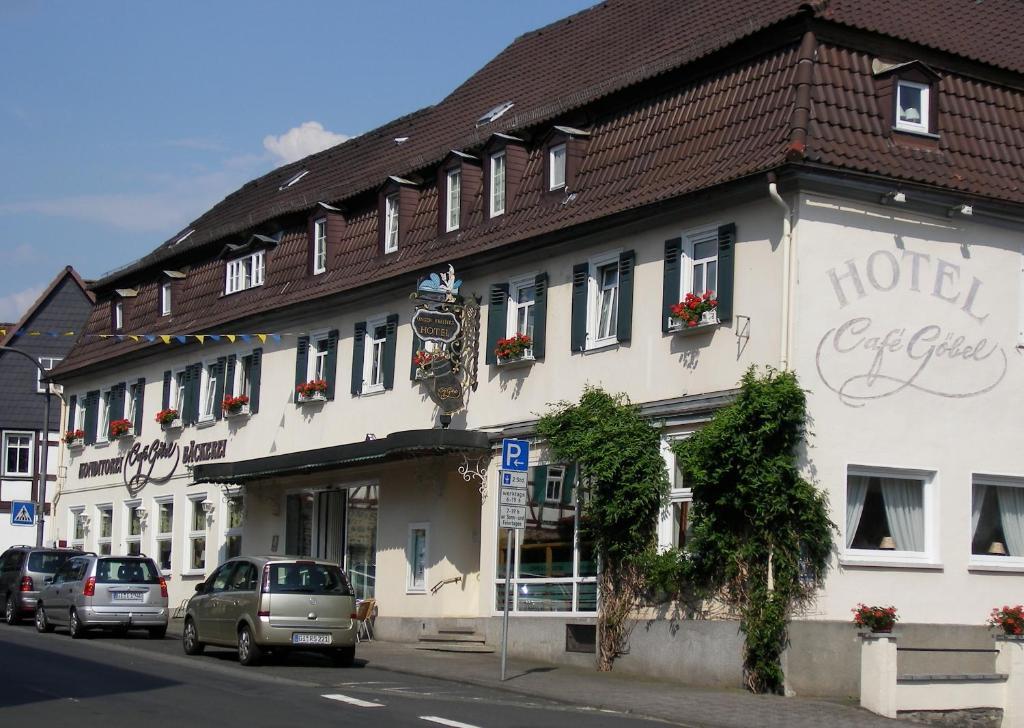 Hotel & Café Göbel, 35321 Laubach