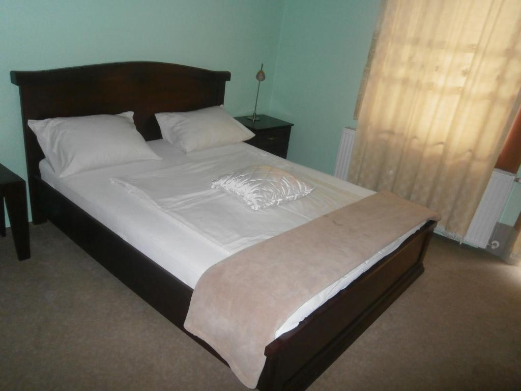 Comfort Double Room - Bed