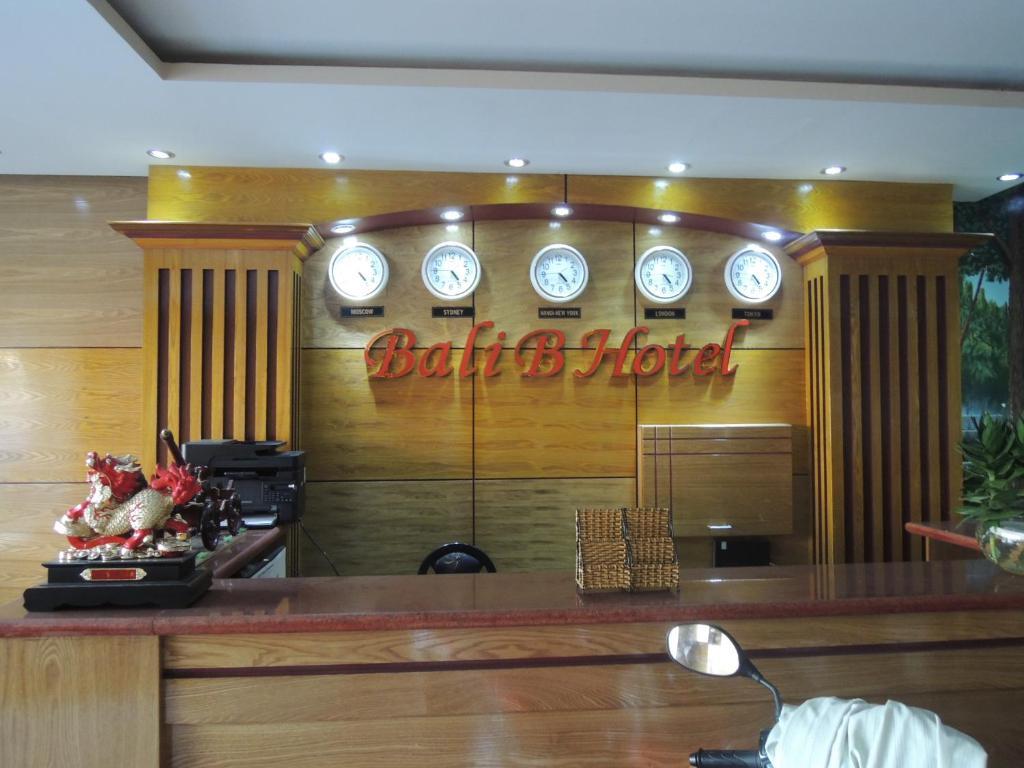 Khách Sạn Bali B Sài Gòn