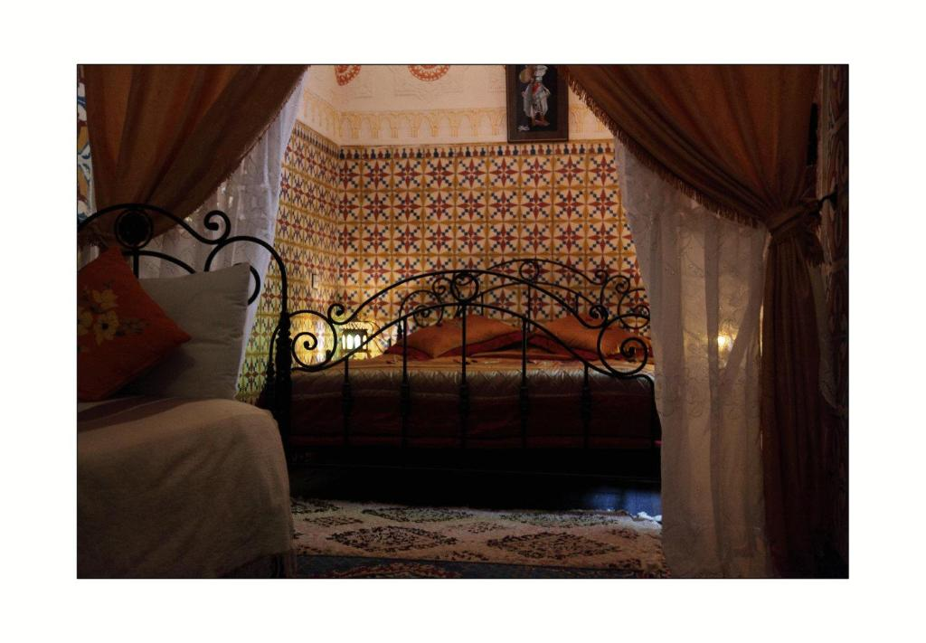 Double Room Riad Maryam Taroudant