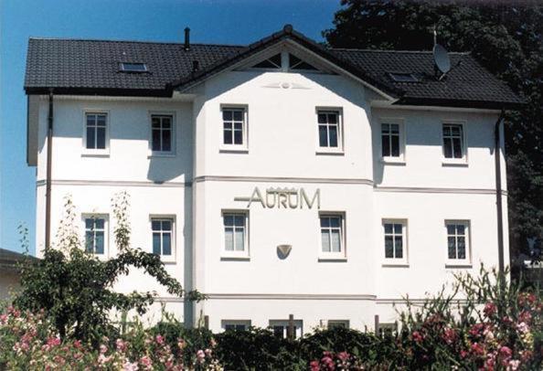 Apartmenthaus Aurum, Pension in Seebad Ahlbeck