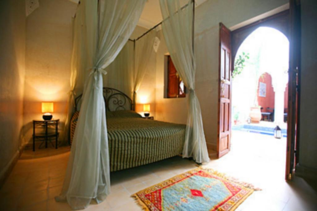 Touareg Double Room - Guestroom Riad Morgane