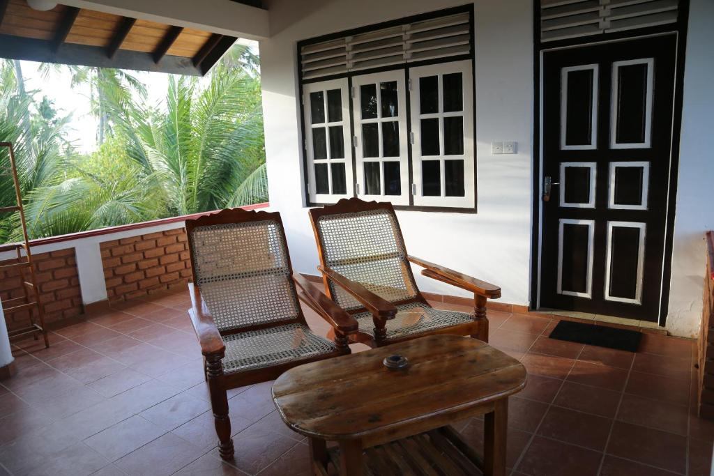 Deluxe Double Room with Balcony and Sea View - Balcony/terrace