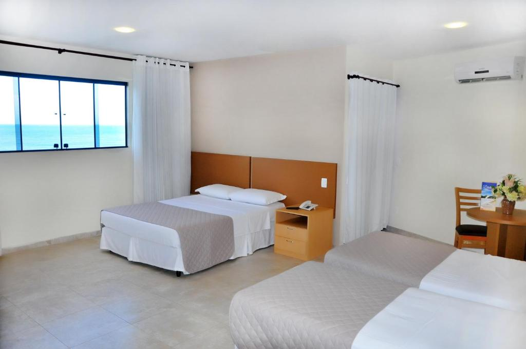 Deluxe Triple Room with Sea View - View