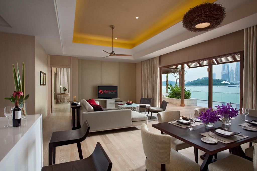 Resorts World Sentosa - Beach Villas in Singapore - Room