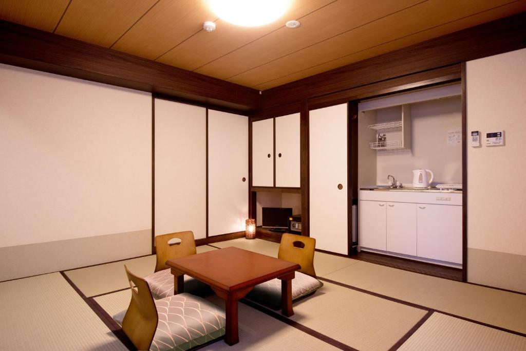 Japanese-Style Deluxe Room with Kitchen Matsubaya Ryokan