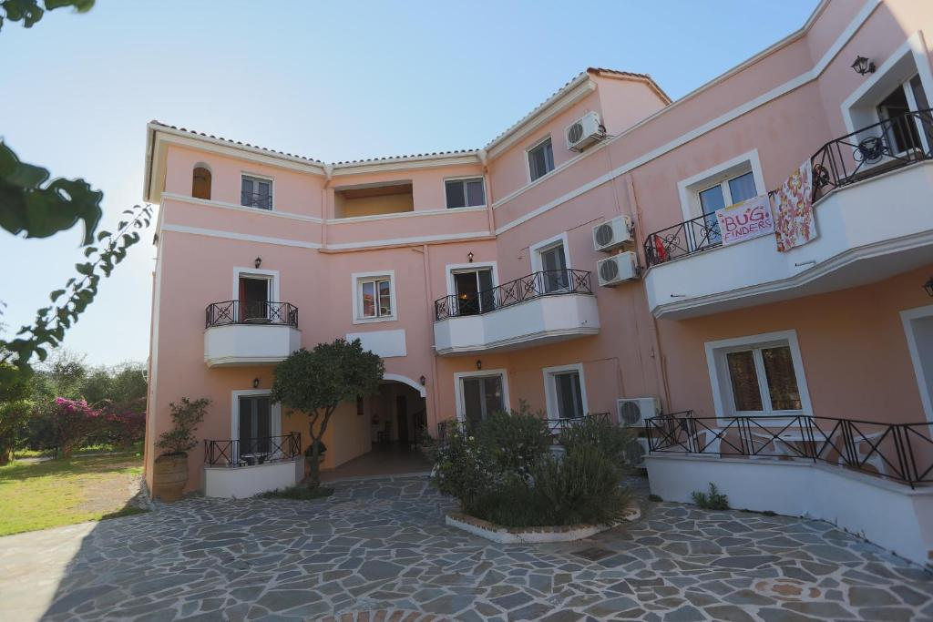One-Bedroom Apartment - Entrance Doras Zante Studios & Apartments