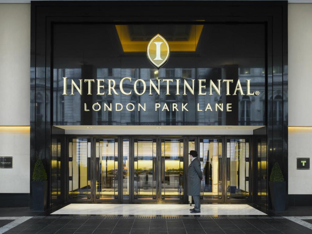 Intercontinental London Park Lane 1 Hamilton Place Park