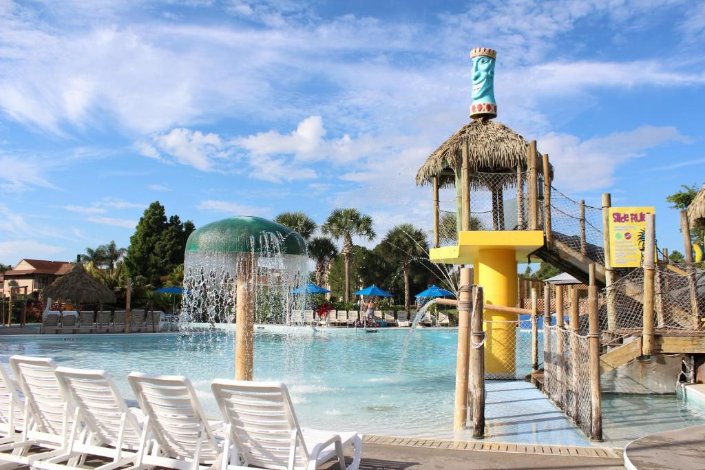 Book Now Liki Tiki Village Resort By Diamond Resorts (Kissimmee, United States). Rooms Available for all budgets. Set on 64 acres only 4.8 km from Walt Disney World this resort features an on-site water park and miniature golf course. Its spacious apartment-style accommodations include fu